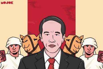Jokowi dan Hijrah MOJOK.CO