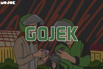 Logo Baru Gojek MOJOK.CO