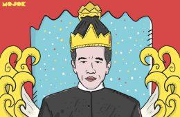 Raja Jokowi MOJOK.CO