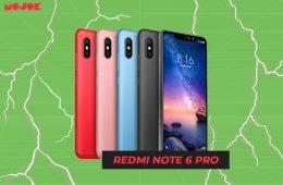 Spesifikasi Xiaomi Redmi Note 6 Pro