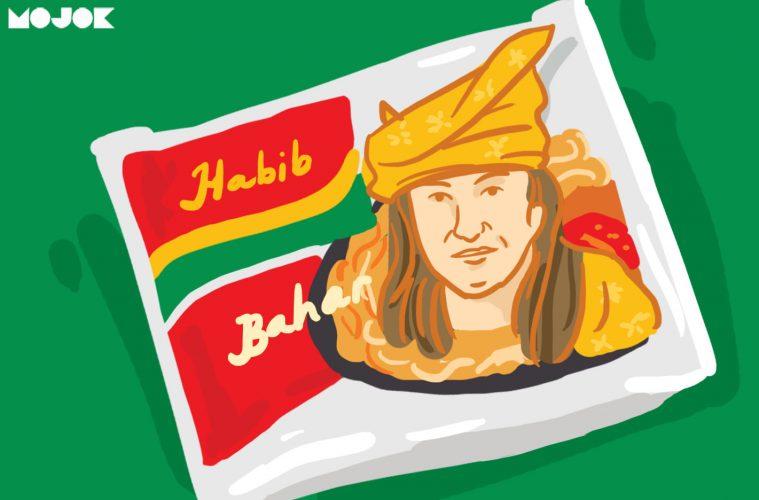 Habib Bahar MOJOK.CO