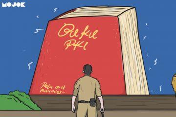 Buku PKI MOJOK.CO