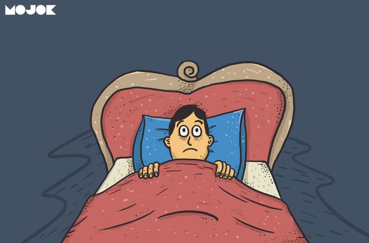 Kamu Insomnia Atau Sulit Tidur Ini 5 Cara Mengatasinya
