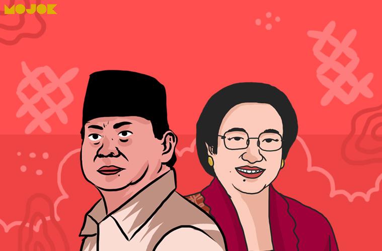Prabowo kangen Megawati MOJOK.CO