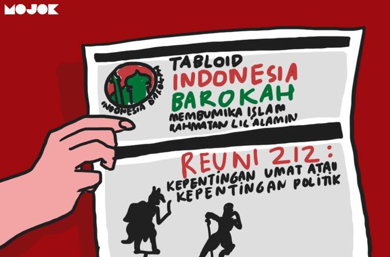 Habis Obor Rakyat Terbit Indonesia Barokah Setelah Jokowi Kini