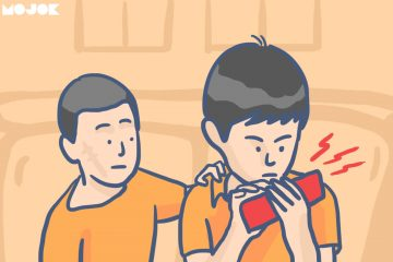 Rasanya Tahu Kalau Di-hide dari Story Whatsapp Adik Sendiri MOJOK.CO main hape