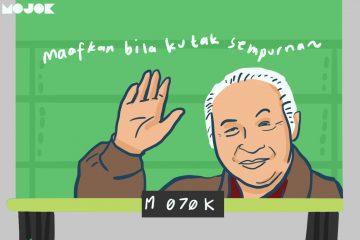 Megawati memaafkan Soeharto MOJOK.CO