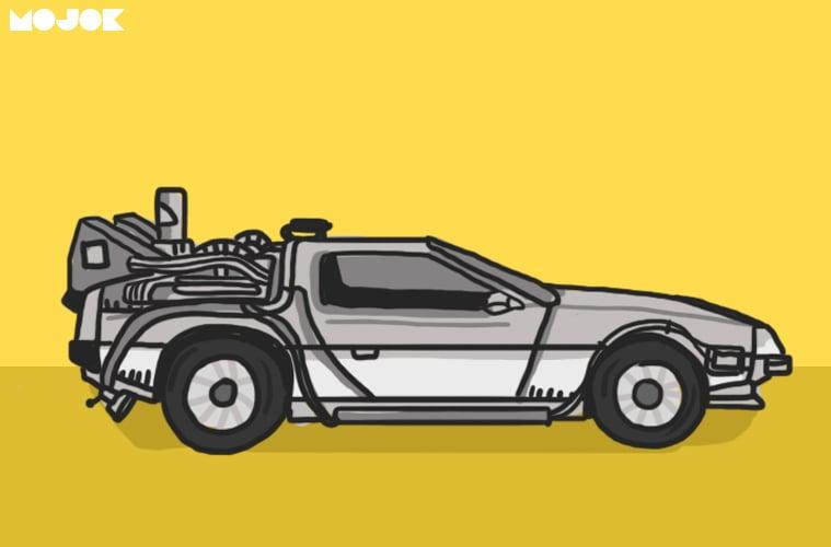 61 Gambar Mobil Ngebut Kartun HD