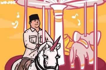 Prabowo nggak paham unicorn MOJOK.CO