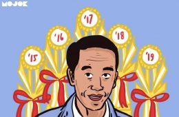 Prestasi Jokowi MOJOK.CO