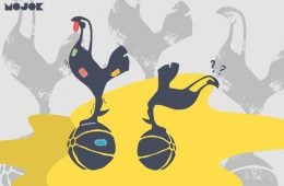 Arsenal vs Tottenham Hotspur MOJOK.CO