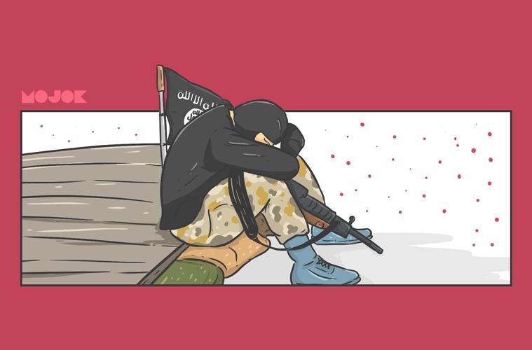 Kenapa Kita Perlu Menerima Mantan Kombatan ISIS Untuk