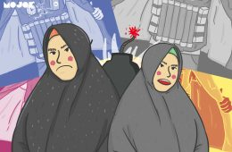 istri terduga teroris sibolga