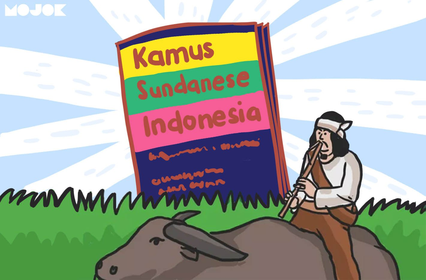 Panduan Belajar Bahasa Sunda Yang Tidak Baik Dengan Benar