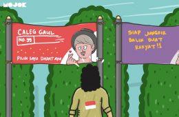 5 Cara Rakyat Indonesia Manfaatkan Baliho Caleg Usai Pemilu