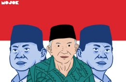 Amien Rais dan Prabowo MOJOK.CO