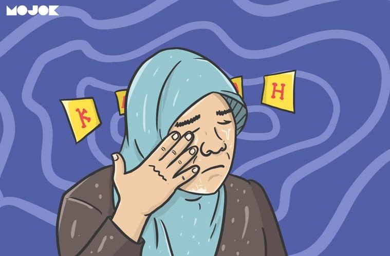 Kesehatan Mental karena Jokowi Prabowo kalah MOJOK.CO