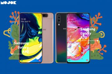 Samsung Galaxy A80 vs Galaxy A70