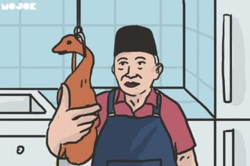 lime duck amien rais MOJOK.CO