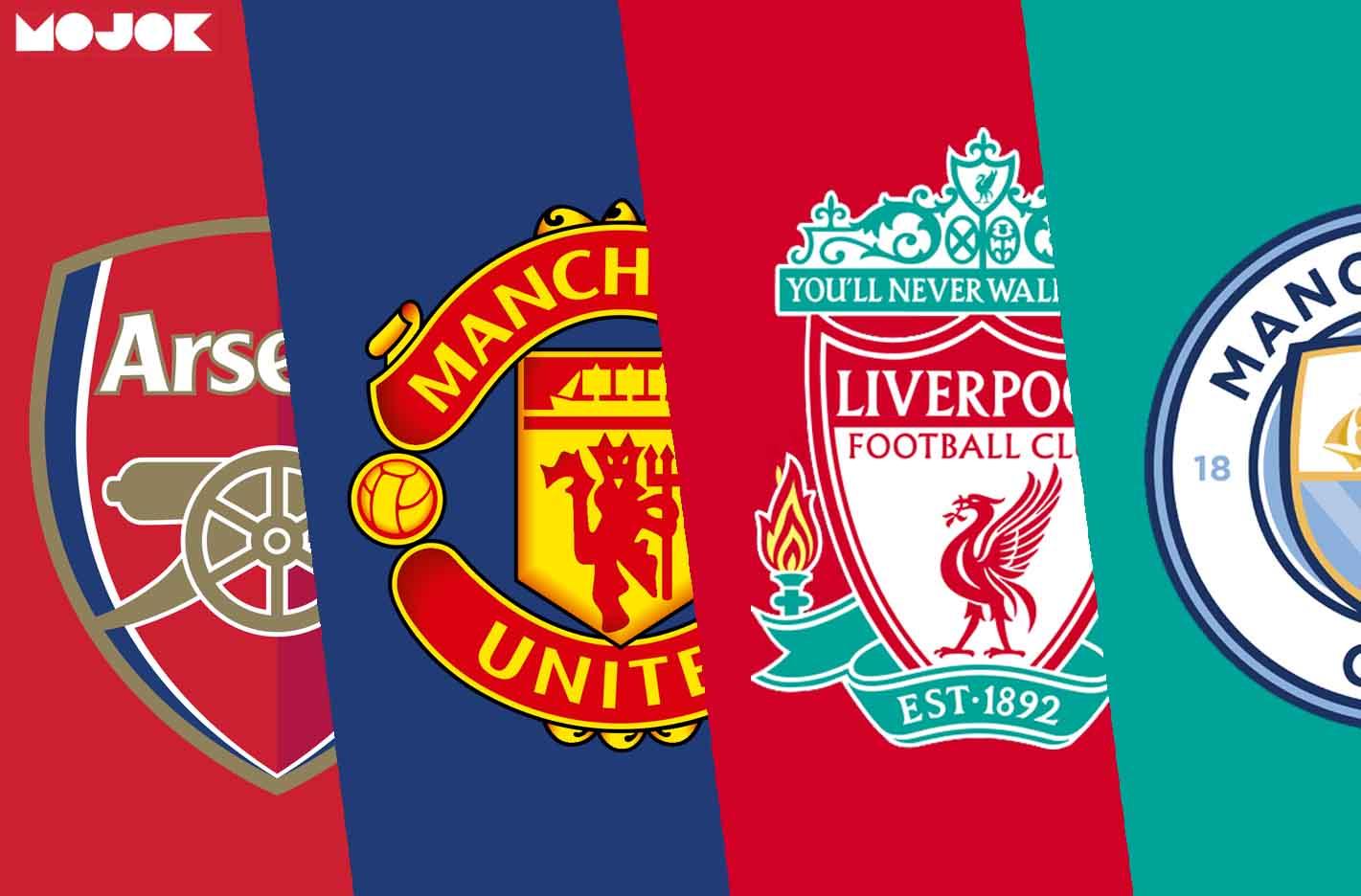 Arsenal X Manchester United Yang Menangis Dan Tertawa Di