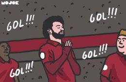 Liverpool dan Mohamed Salah MOJOK.CO