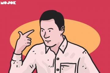Pandji: orang malas milih Jokowi atau Prabowo MOJOK.CO