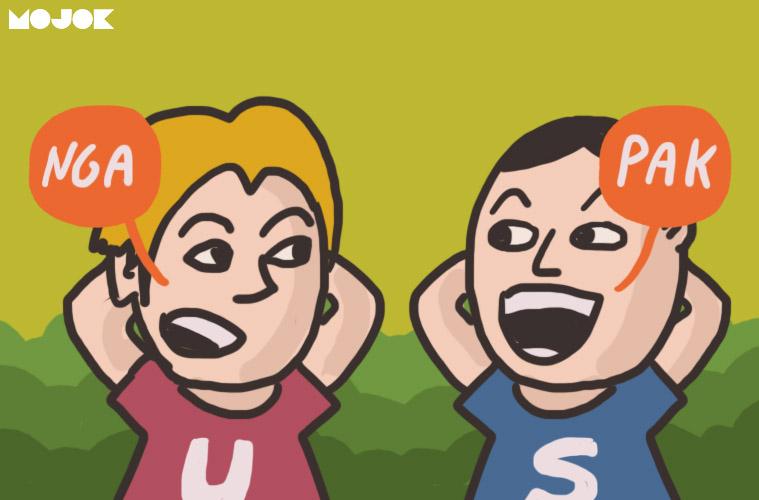 Memahami Bahasa Ngapak Utara Dan Ngapak Selatan Yang Kembar Tapi Beda