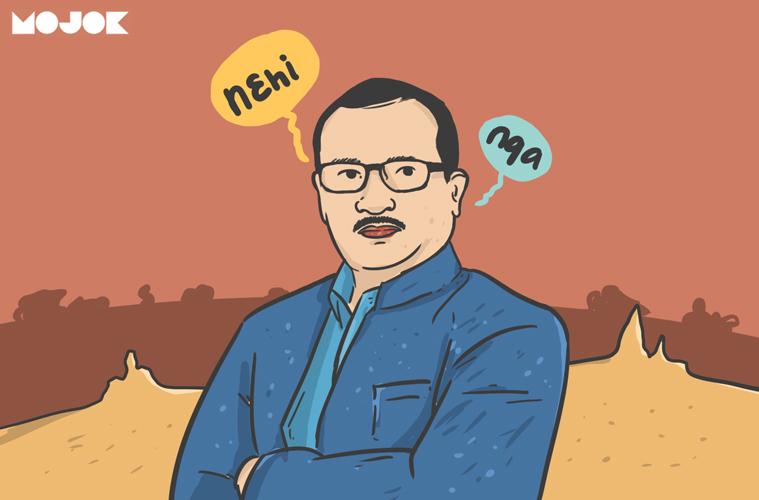 Kemarahan Ferdinand Hutahaean Bisa Bikin Demokrat Kapok Dukung Prabowo Lagi