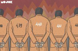 Aksi 22 Mei: 442 Perusuh Ditangkap, Honornya Rp300 Ribu per Hari