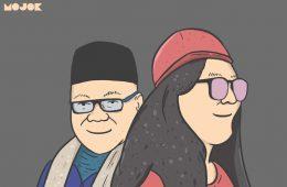 Ulin Yusron dan Mustofa Nahra MOJOK.CO