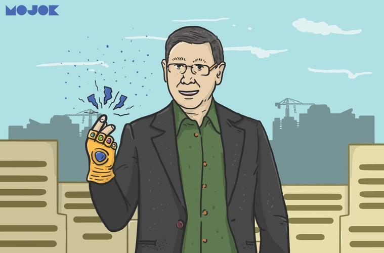 Terpujilah Wiranto, Bapak Hemat Kuota Internet