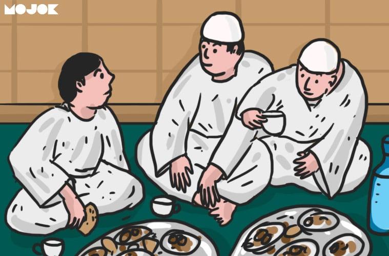 Nuansa Buka Bersama di Arab