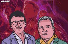 Menghitung Kekayaan Russo Bersaudara, Sutradara Film Avengers: Endgame.