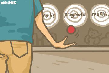 idealisme pragmatis realistis