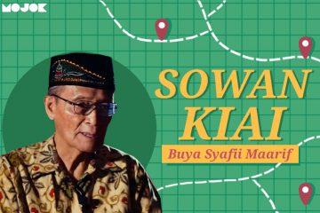 Sowan Kiai: Buya Syafii Maarif, Ulama Muhammadiyah Kesayangan Umat