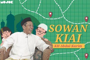 Sowan Kiai: Gus Karim, Guru Ngaji Jokowi