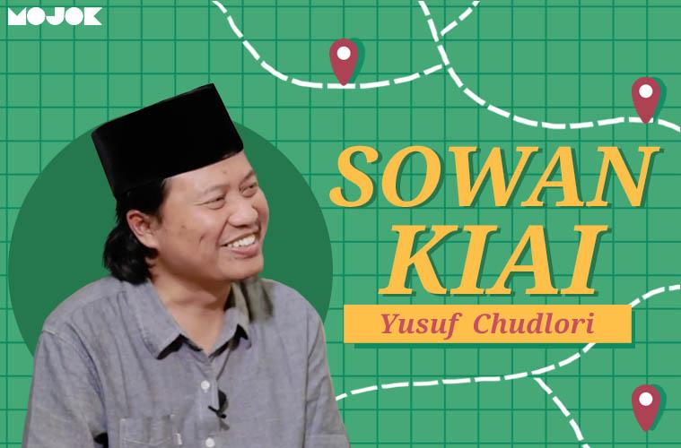 Sowan Kiai: Gus Yusuf Chudlori, Kiai Muda Fans Berat Manchester United