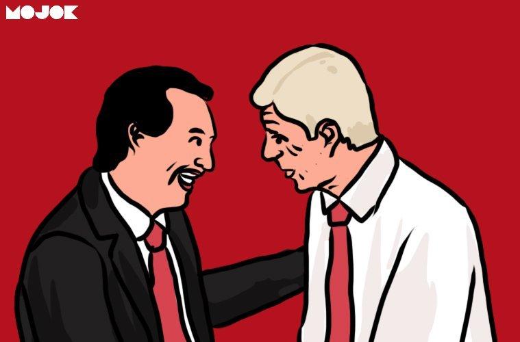 Arsenal kalah dari Chelsea MOJOK.CO
