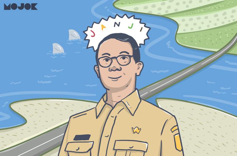 Anies Baswedan Janji Reklamasi Jakarta