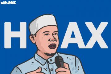 Sebut Anggota KPPS Meninggal Diracun, Ustaz Rahmat Baequni Ditetapkan Sebagai Tersangka Kasus Ujaran Hoaks - MOJOK.CO