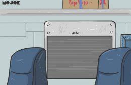 Cara Hadapi Bapak-Bapak yang Ambil Jatah Kursi Orang di Kereta
