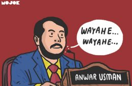 Menghitung Kekayaan Anwar Usman, Sang Ketua Mahkamah Konstitusi - Mojok.co
