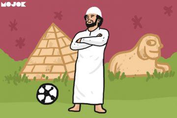 Mencintai Mohamed Salah, Membenci Mesut Ozil dan Karim Benzema - Mojok.co