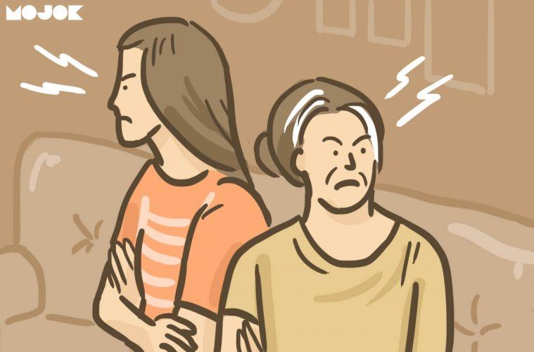 Bertengkar dengan Orang Tua MOJOK.CO