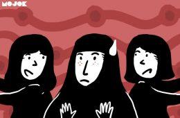 Disindir dan Dijauhi Teman Karena Pakai Jilbab Syari