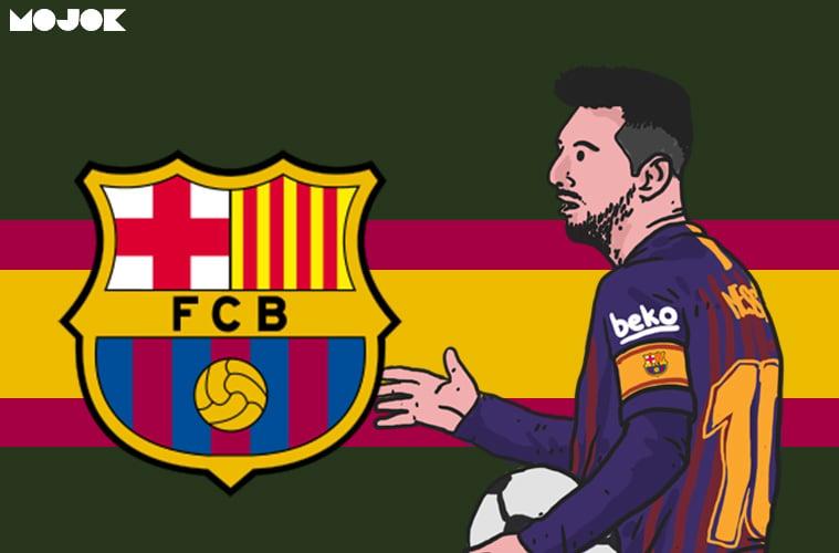 Menghitung Gaji dan Kekayaan Lionel Messi, Pemain Bola dengan Penghasilan Terbesar di Dunia