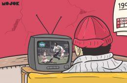 TVRI menyiarkan Liga Inggris Arsenal vs Manchester United MOJOK.CO