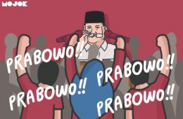 Prabowo Imbau Pendukungnya Tidak Berdemo di MK saat Sidang Sengketa Pilpres Berlangsung - Mojok.co