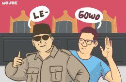 Kubu Prabowo-Sandi Siap Menerima Apa Pun Keputusan MK