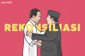 Jelang Putusan MK, Rekonsiliasi Jokowi dan Prabowo Tak Diinginkan Sejumlah Kelompok